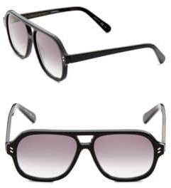 Stella McCartney 55MM Square Sunglasses