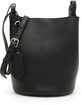 Burberry Small Lorne Bag - BLACK|NERO - STYLE