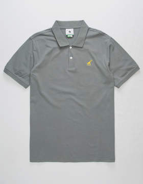 Lrg Jiggy Type Mens Polo Shirt