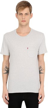 Levi's Basic Cotton Jersey T-Shirt