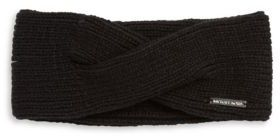 MICHAEL MICHAEL KORS Twisted Knit Convertible Headband