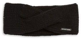 MICHAEL MICHAEL KORS Twisted Knit Convertible Headband