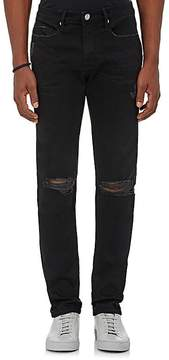 Frame Men's L'Homme Distressed Skinny Jeans