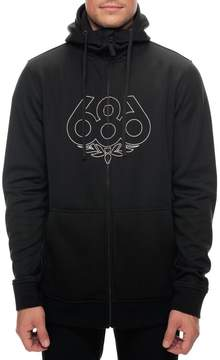 686 Icon Bonded Full-Zip Fleece Hoodie