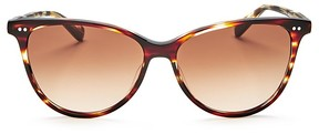 Bobbi Brown The Patton Cat Eye Sunglasses, 54mm