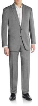 Lauren Ralph Lauren Regular-Fit Herringbone Wool Suit