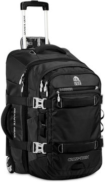 Granite Gear Cross-Trek 22 Wheeled Carry-On with Removable Backpack