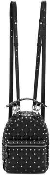 Valentino Black Garavani Spike Backpack
