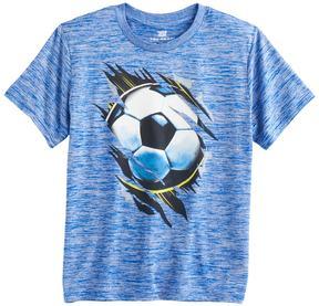 Tek Gear Boys 8-20 Drytek Soccer Breakthrough Tee