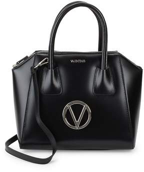 Mario Valentino Valentino by Women's Mini Soave Leather Convertible Satchel