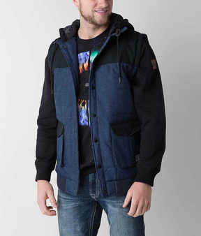 Matix Clothing Company The Big Game Hooded Jacket
