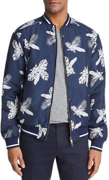 Sovereign Code Walden Floral Reversible Bomber Jacket