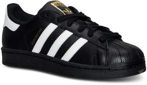 adidas Big Boys' Superstar Casual Sneakers from Finish Line