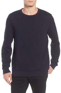 Scotch & Soda Quilted Sweatshirt