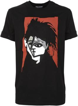 Neil Barrett Picasso Print T-shirt