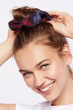 Plaid Scrunchie by Free People