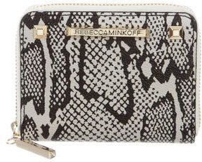 Rebecca Minkoff Embossed Compact Wallet - PATTERN PRINTS - STYLE