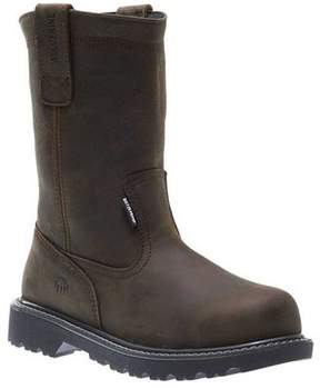 Wolverine Women's Floorhand 10 Wellington Waterproof Steel Toe Boot