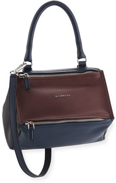 Givenchy Pandora Small Colorblock Shoulder Bag