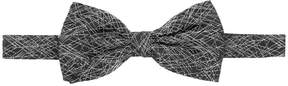 Canali printed bow tie