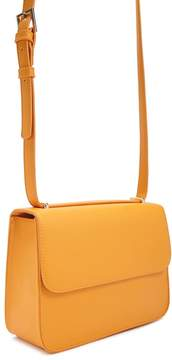 Forever 21 Faux Leather Buckle-Strap Crossbody
