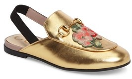 Gucci Toddler Girl's Princetown Loafer