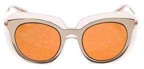 Dolce & Gabbana Oversize Tinted Sunglasses