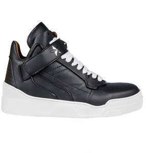 Givenchy Star Studded Hi-top Sneakers