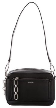 Michael Kors Small Julie Camera Bag - BLACK - STYLE