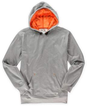 Fila Mens Sport Archive Performance Hoodie Sweatshirt Grey M