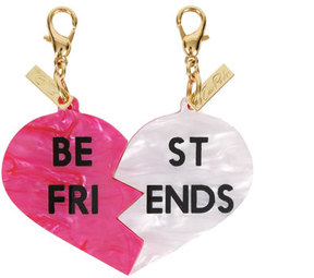 Edie Parker Best Friends Bag Charms