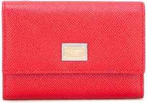 Dolce & Gabbana Dauphine wallet - RED - STYLE