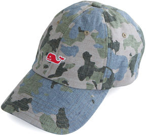 Vineyard Vines Camo Baseball Hat