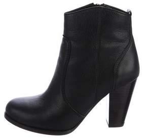 Joie Dalton Leather Ankle Boots