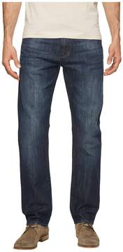 Mavi Jeans Zach Regular Rise Straight Leg in Deep Shaded New York Men's Jeans