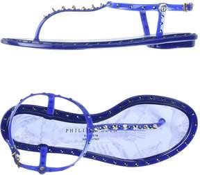 Philipp Plein Toe strap sandals
