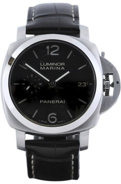 Panerai Luminor Marina PAM 392 Stainless Steel Automatic 44mm Mens Watch