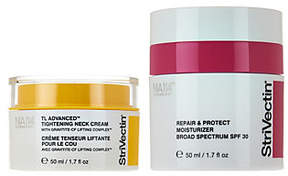 StriVectin TL Advanced Neck Cream & Repair and Protect SPF Set