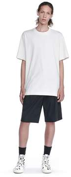 Alexander Wang HIGH TWIST MOCK NECK TEE TOP