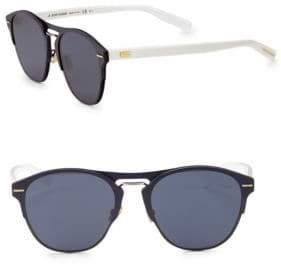 Christian Dior Chrono 54MM Wayfarer Sunglasses