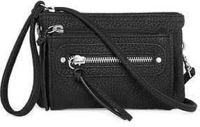 ARIZONA Arizona Triple Zip Crossbody Bag