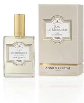 Annick Goutal Eau de Monsieur Eau de Toilette/3.4 oz.