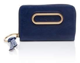 See by Chloe Women's Blue Leather Wallet.