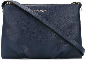 Marc Jacobs zip top cross body bag - BLUE - STYLE