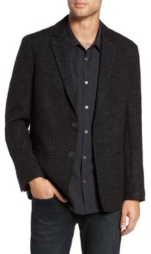 John Varvatos Men's Cotton Knit Blazer