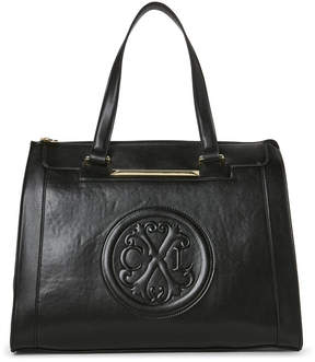 Christian Lacroix Anne Marie Embossed Tote