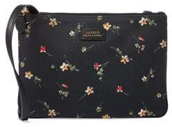 Lauren Ralph Lauren Floral Crossbody Bag