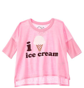 Chaser Girls' Ice Cream Time Top