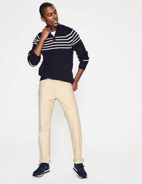 Boden Straight Leg Twill Jeans