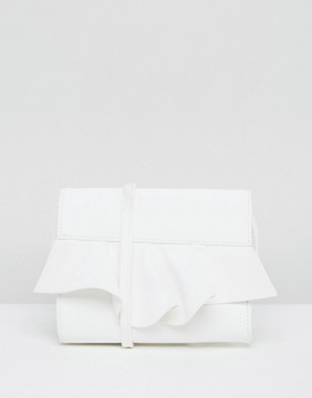 ASOS Ruffle Cross Body Bag